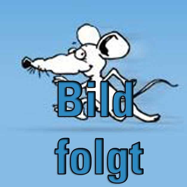 nagtag® Metallköderstation Ratte 70 cm Edelstahl