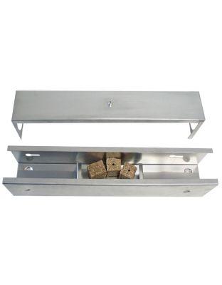 nagtag® Metallköderstation 40 cm (Adapterversion)