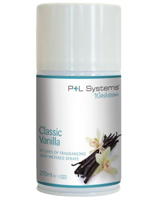 P+L Systems®Washroom Vanilla, 270ml (167g)