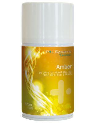 P+L Systems®Washroom Amber, 270ml (167g)