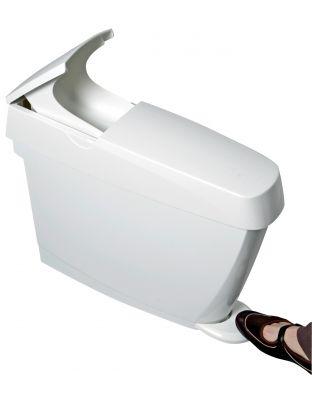 Damenhygienebehälter Sanibin15 Liter, weiss