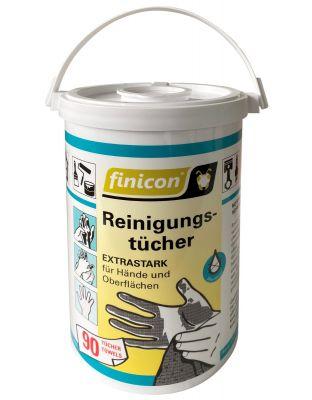 finicon® Reinigungstücher - 90 Tücher
