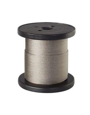 Edelstahlseil 1,5 mm - Rolle zu 50 m