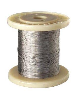 Edelstahllitze 0,5 mm - Rolle zu 500 m
