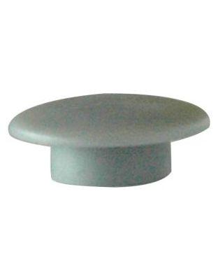 Mauer Injektor 18mm Verschlusskappe grau