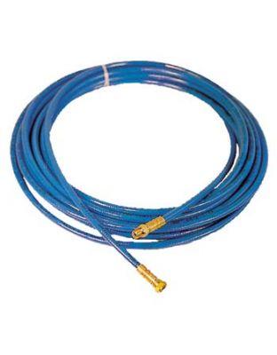 Luftschlauch blau 10 m für Kompressor
