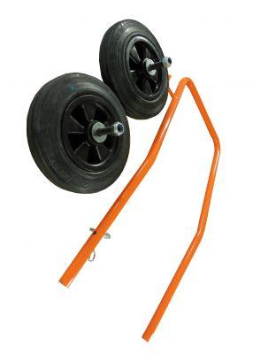 Räder und Griff für Pumpen Mabi