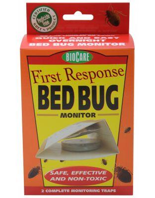 First Response Bettwanzen Monitor 2er Pack