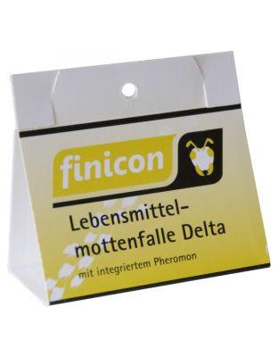 finicon® Lebensmittelmottenfalle Delta