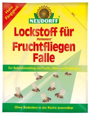Neudorff Permanent® Fruchtfliegenfalle Lockstoff