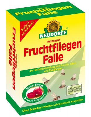 Neudorff Permanent® Fruchtfliegenfalle 10 Stk/ctn