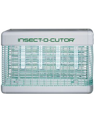 Insect-O-Cutor P25 weiss Stromgittergerät