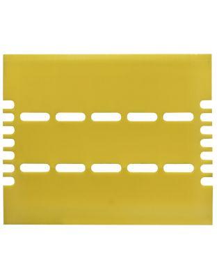 Klebefolien für Flytrap 30 gelb