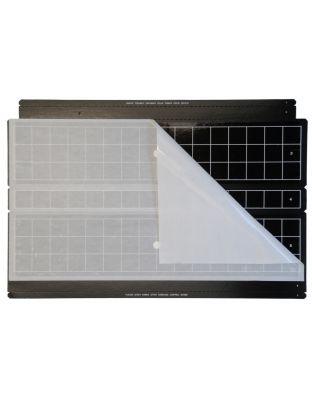 Klebefolien für Vector Plasma / Genus Spectra