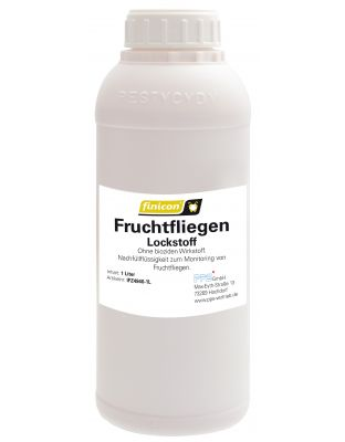 finicon® Fruchtfliegen-Lockstoff 1000ml