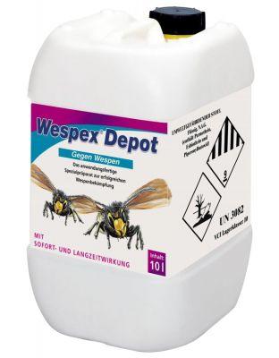Delicia® Wespex-Depot 10 Liter