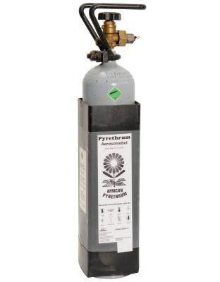 Pyrethrum Aerosolnebel Leihstahlflasche