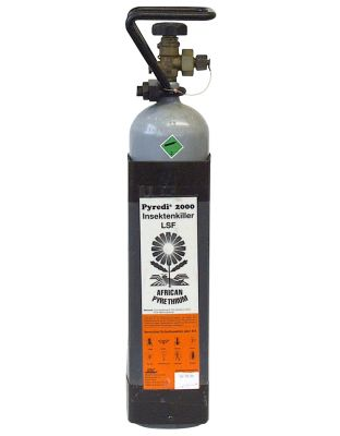 Pyredi® 2000 Insektenkiller Leihstahlflasche