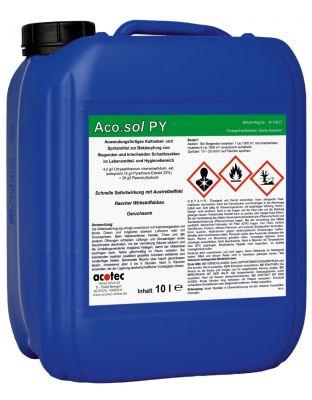 Aco.sol PY 10 Liter