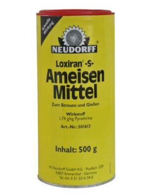 Neudorff Loxiran®-S Ameisenstreumittel 500 g Dose