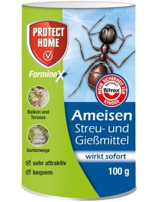 Protect Home FormineX Ameisen Streu- und Gießmittel 100 g