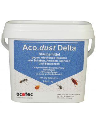 Aco.dust Delta, 1 Kg Eimer