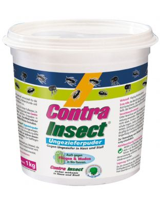 Contra Insect® Ungezieferpuder 1 kg