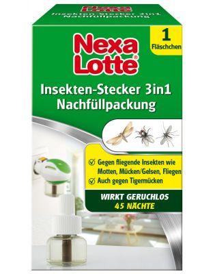 Nexa Lotte® Insektenschutz 3in1 Nachfüllfläschchen