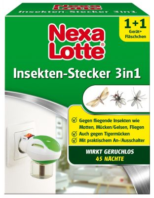 Nexa Lotte® Insektenschutz 3in1