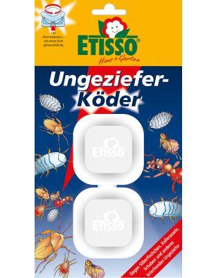 ETISSO® Ungeziefer-Köder Blisterpack