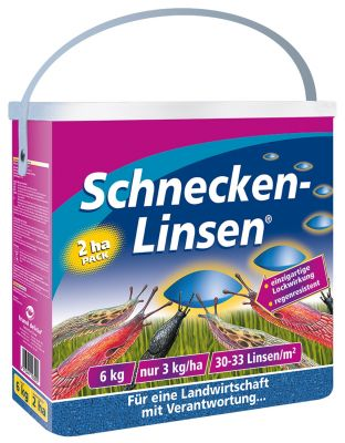 Delicia® Schnecken-Linsen®