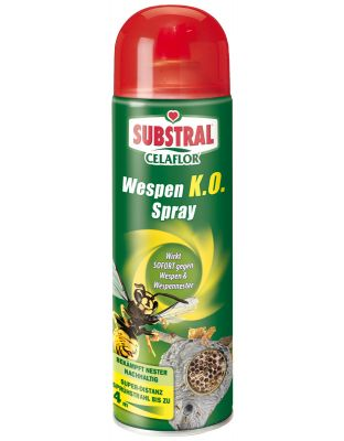 SUBSTRAL® Celaflor® Wespen K.O. Spray