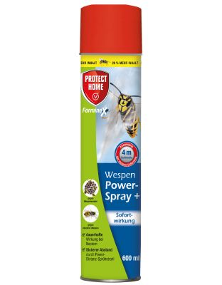Protect Home FormineX Wespen-Powerspray + 600 ml