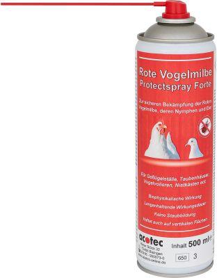 Rote Vogelmilbe Protectspray Forte 500ml