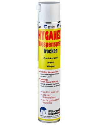 HYGANEX® - Wespenspray-trocken NEU