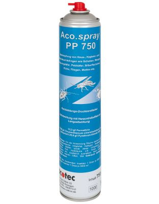 Aco.spray PP 750, 6 Stück