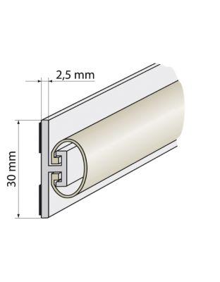 Rollladenabdichtungen 16 mm