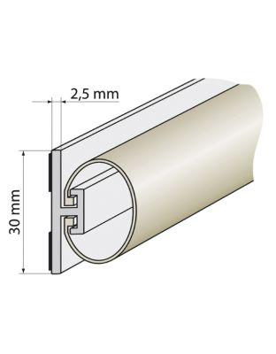 Rollladenabdichtungen 23 mm