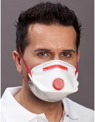 Maske Staubschutz cobra foldy FFP3/V (12er Pack)