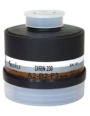 Schraub-Filter A2B2P3 Dirin 230 mit BIOSTOP