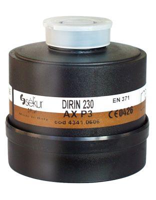Schraub-Filter AXP3 Dirin 230 mit BIOSTOP
