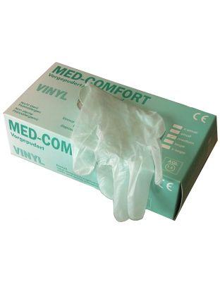 Handschuhe Einweg Latex Powderfree