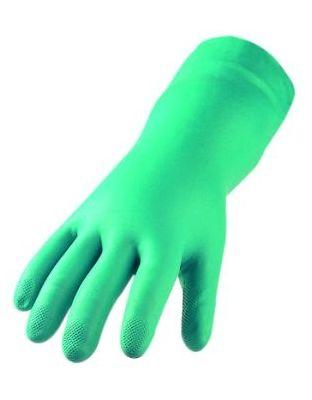 Schutzhandschuh Nitril grün Gr.8