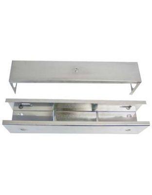 nagtag® Metallköderstation Ratte 40 cm, verzinkt