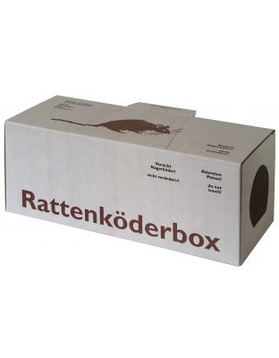 Nagerbox Ratte