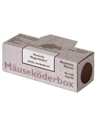 Nagerbox Maus klein ohne Fenster