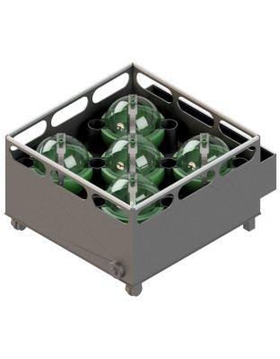 Transport- Reinigungsbox für RATTENKUGEL