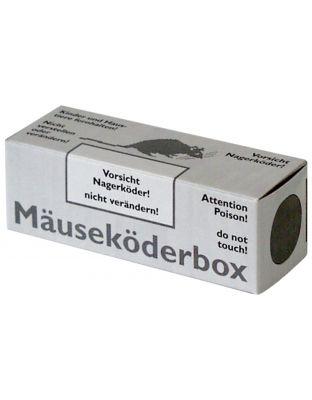 Nagerbox Maus klein ohne Fenster grau