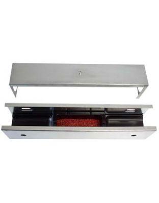 nagtag® Metallköderstation Ratte 40 cm VE