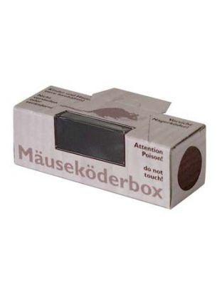 Nagerbox Maus klein mit Fenster